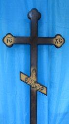 Крест деревянный 6
