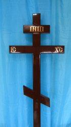 Крест деревянный 5