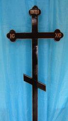 Крест деревянный 4