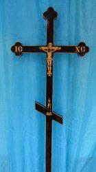 Крест деревянный 3
